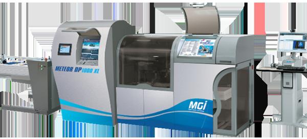 MGI ще представи най-бързата цифрова печатна машина Meteor на Drupa 2016