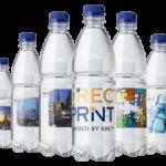 Печатът върху бутилки бавно променя правилата на играта