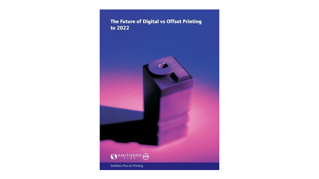 Дигиталният печат продължава да отнема пазарен дял на офсета
