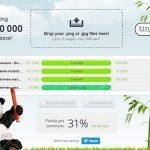 Безплатна компресия на изображения онлайн с TinyJPG и TinyPNG