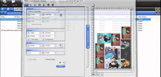 SAi FlexiPRINT HP Edition