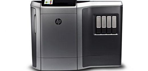 Първата производствена система за 3D печат в света от HP