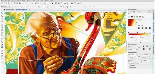 CorelDRAW Graphics Suite 2017 вече е на пазара