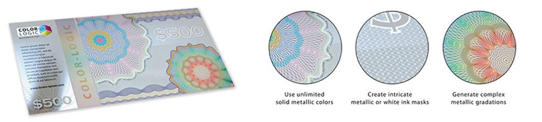 Нови видеоматериали от Color-Logic показват детайли за техники срещу фалшификация, реализирани чрез дигитален печат