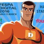 Изложбеното пространство за FESPA Digital 2016 вече е продадено