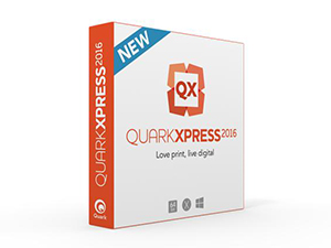 QuarkXPress 2016 е на пазара