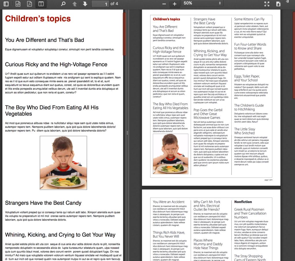 PDF: какво следва?