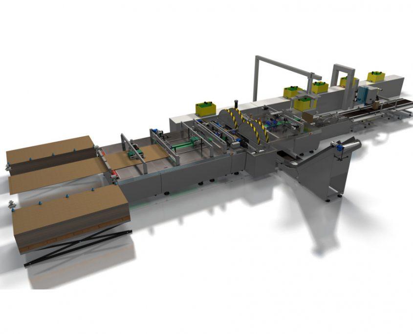 CMC представи CartonPack система за кутии по заявка