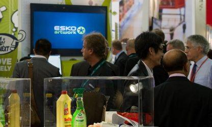 Ефективност за цялостно производство на етикети от Esko на Labelexpo Europe 2017