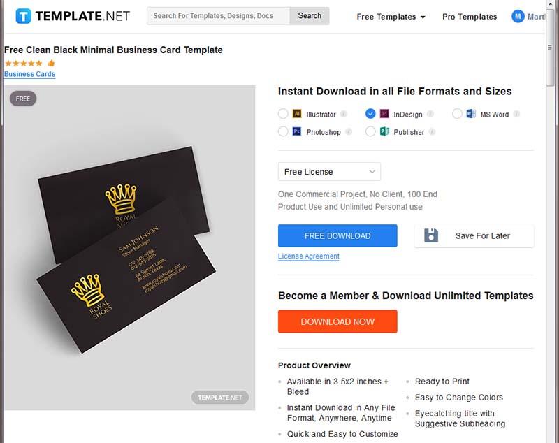 Template.net – огромна колекция шаблони за различни изделия и цели