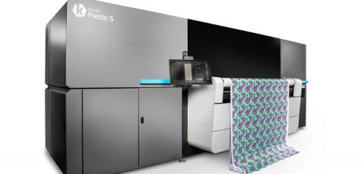 Kornit Presto – ново решение за печат върху текстил в една стъпка