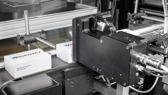 Videojet представи мастиленоструен принтер за печат върху непорести опаковъчни материали