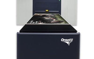 Inca Digital представи достъпния плоскопечатащ принтер Onset R40LT