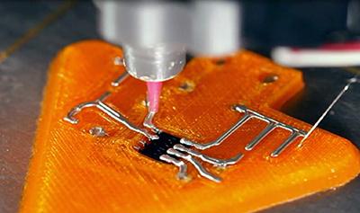 Изследване на IDTechEx предвещава бърз ръст на печата на електронни елементи