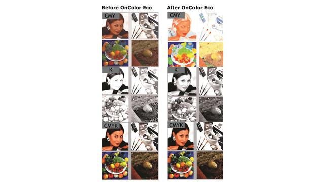 OnColor ECO – облачно решение за оптимизиране на разхода на мастило