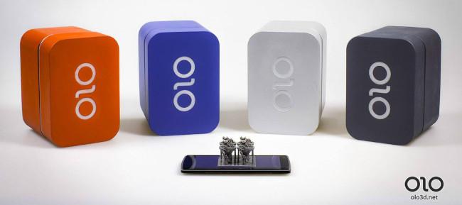 Първият 3D принтер за смартфони събира пари в Kickstarter