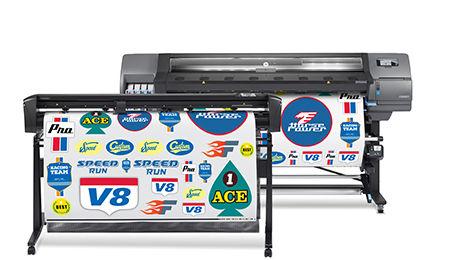 Нови машини за печат и рязане от серията 300 от HP