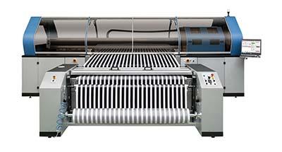 Tiger-1800B – нов производствен текстилен принтер от Mimaki