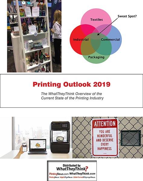 Printing Outlook 2019 – обобщението на WhatTheyThink за състоянието на печатната индустрия