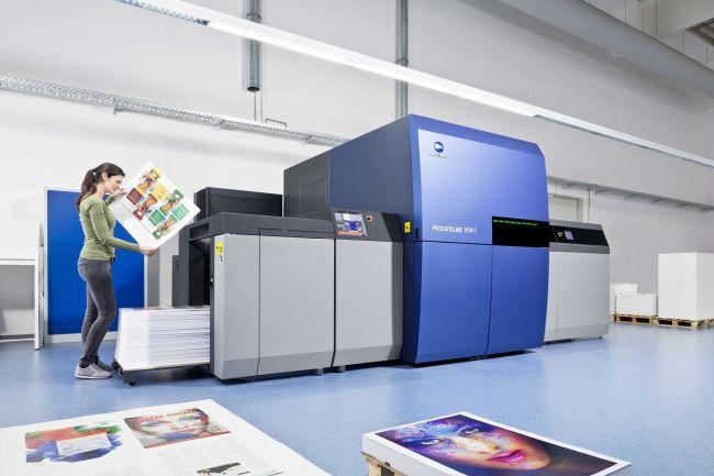 ChromaGraphics печели нови клиенти с Konica Minolta AccurioJet KM-1