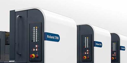 Нова печатна машина от Manroland - ROLAND 700 EVOLUTION Ultima