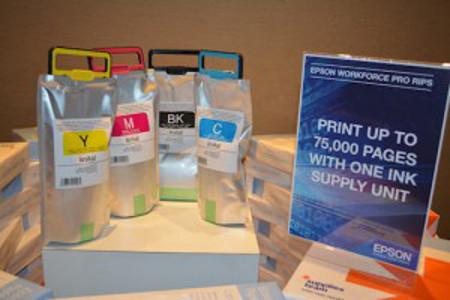Epson ще заменя лазерните принтери с мастиленоструйни