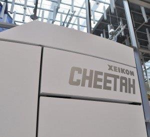 Британска компания ще инсталира първия Xeikon Cheetah в света