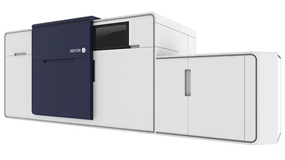 Xerox представи мастиленоструйната дигитална машина Rialto 900 на Hunkeler