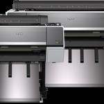 Четири нови широкоформатни принтера и виолетов цвят от Epson