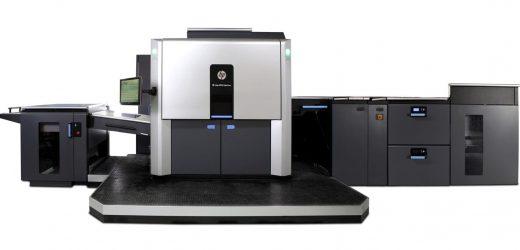 HP пуска на пазара нова цифрова печатна машина за висококачествен печат