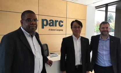 DataLase и Parc разработват нова технология