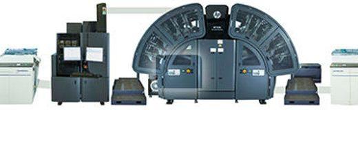 HP представи базовата инкджет система PageWide T235 HD