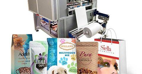 Система за печат на гъвкави опаковки, базирана на Memjet