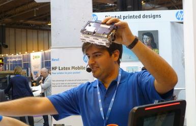 HP сподели информация за новата широкоформатна технология PageWide