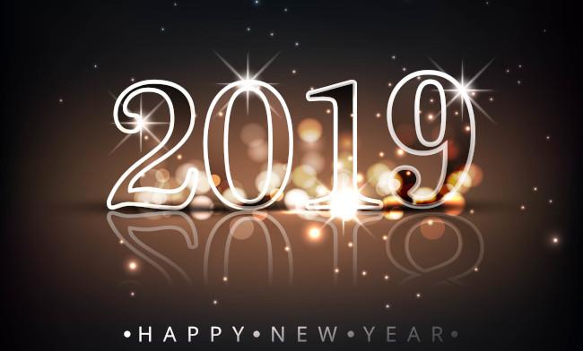 Успешна Нова 2019 година, колеги!