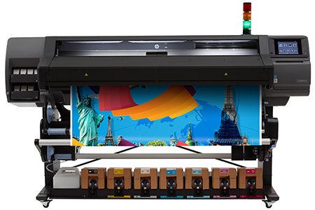 HP обнови водещата серия Latex 300