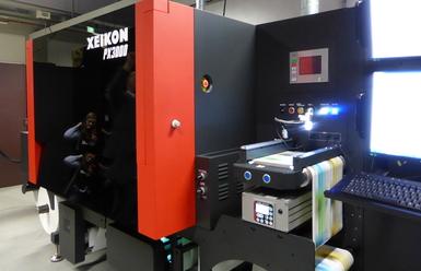 Panther – инкджет технология от Xeikon