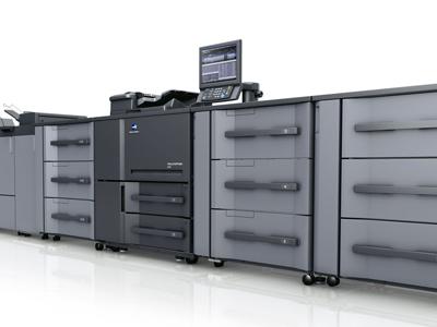 Konica Minolta обновява стартовото ниво производствени печатни машини