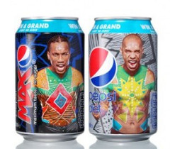 Pepsi постигнаха пазарен успех чрез опаковки, привличащи погледа