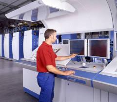 KBA отчита ръст в продажбите, печалбата и приетите поръчки за листови преси