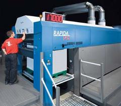 KBA ще представи Rapida 145 и отпечатъци от цифровата машина RotaJET в Китай