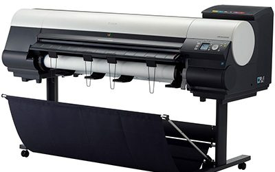 Canon представи две нови базови широкоформатни принтера