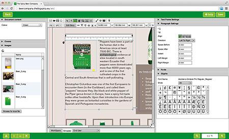 CHILI Publish ще покаже възможности за онлайн редактиране на Ipex