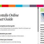Онлайн продуктово ръководство от Antalis