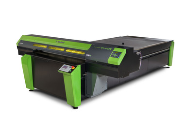 Плоскопечатащ UV принтер от Roland DG