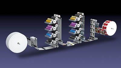 Xeikon обяви първата в света поръчка за Trillium на Ipex 2014