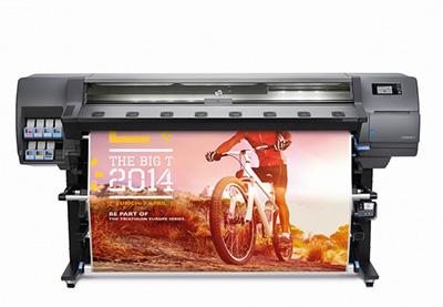 HP ще покаже нови широкоформатни принтери на Sign and Digital UK