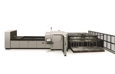 HP Scitex 15000 – решение за печат върху велпапе