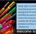 Потребители на Adobe Creative Cloud бяха лишени от услугата за 24 часова
