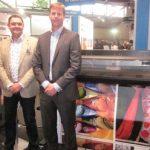 Първи продажби за новите принтери Latex 360 на HP на Fespa